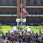 Holy Cross Graduation 2013