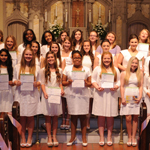 Ursuline Academy 7th Grade Promotion